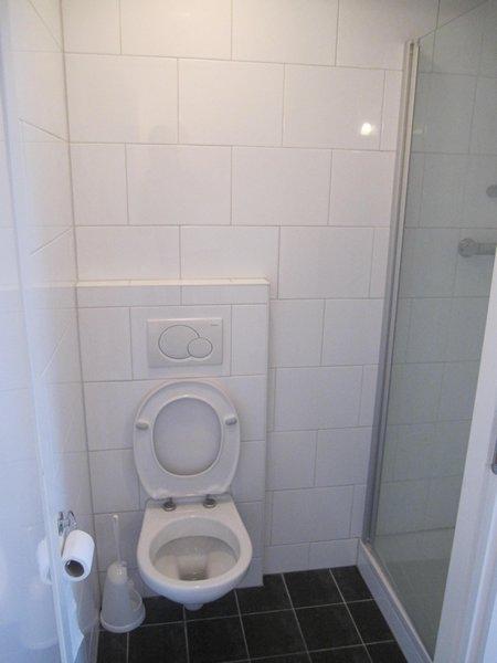 2-persoons kamer badkamer