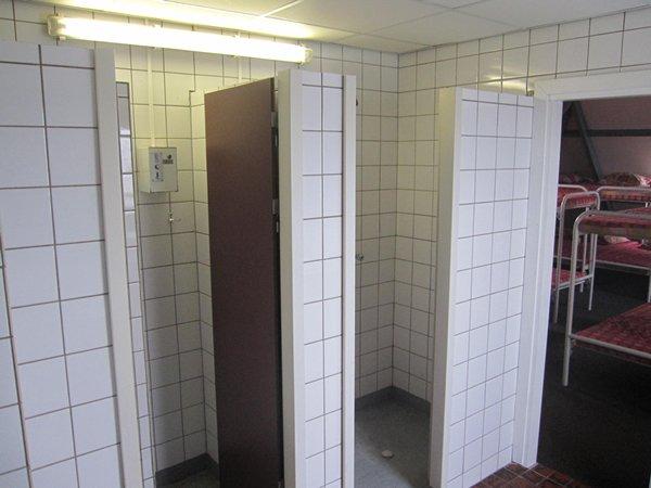 tweede grote badkamer