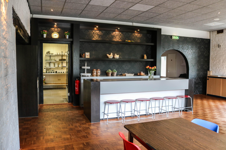 Buffetbar voor keuken